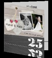 25 jarig huwelijk kaarten maken 25 Jaar Huwelijk Kaarten Maken   ARCHIDEV 25 jarig huwelijk kaarten maken
