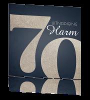 Uitnodiging 70 En 75 Verjaardag Made For Moments