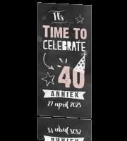 Uitnodiging Tekst 40 Jaar