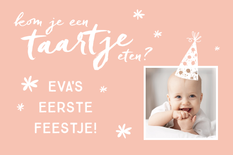 Fabulous Uitnodiging kinderfeestje - Made for Moments [hipDesign] &WX57