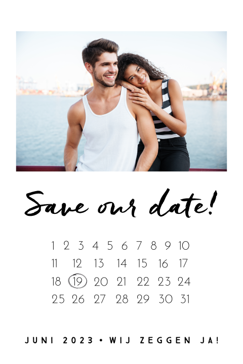Dating 3de datum geen kus