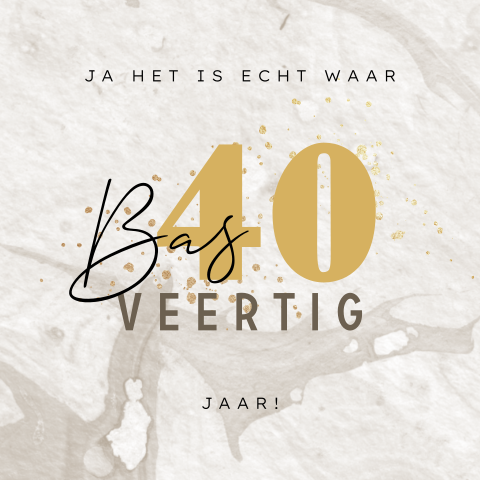 Surpriseparty 40 Jaar