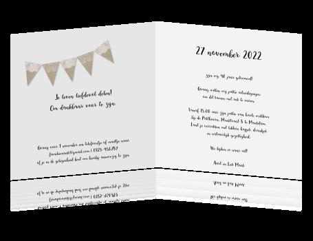 40 Jaar Huwelijksfeest