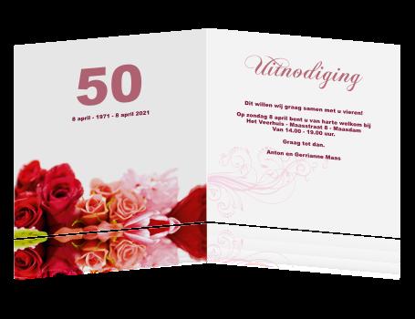 Tekst Voor 50 Jaar Getrouwd