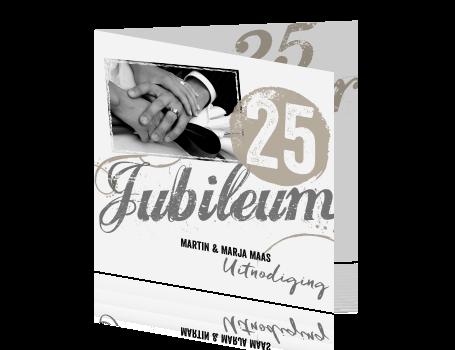 25 jarig jubileum uitnodiging Jubileum uitnodiging zilveren bruiloft 25 jarig jubileum uitnodiging