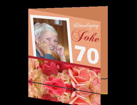 Iets Nieuws Uitnodiging 70 en 75 verjaardag - hipDesign &CT04