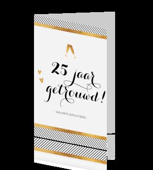 Super Felicitatie Huwelijksjubileum - hipDesign #RM24