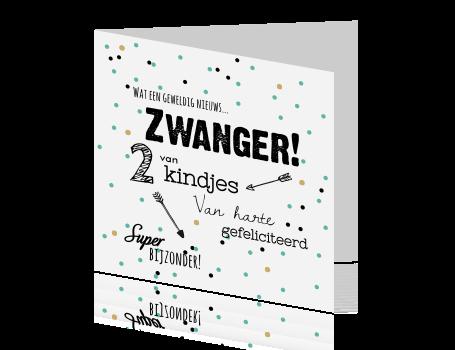 New Felicitatie Zwangerschap - hipDesign @EF72
